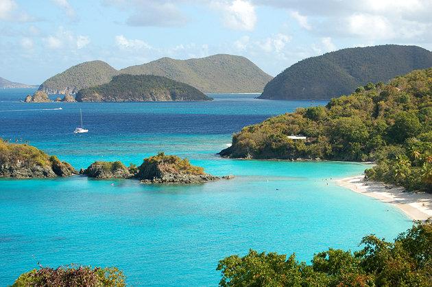 Virgin Islands Cruise
